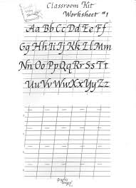 Lower Case Cursive Letters Awesome Free Printable