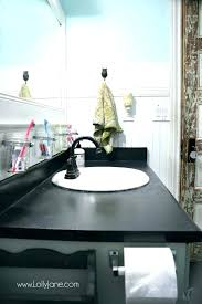 how to paint a bathroom countertop painting bathroom to look like granite how to paint spray