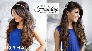 Luxy Hair Style 3 party hairstyles youtube 6916 by wearticles.com