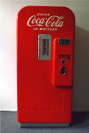 Vintage Coca Cola Vending Machines Simple Vintage Coca Cola Vending Machine '48'48s Catawiki