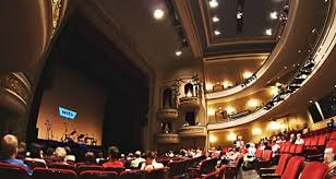 Fitzgerald Theater Seating Chart Fitzgerald Theater St Paul Music Theater Theatre Indie