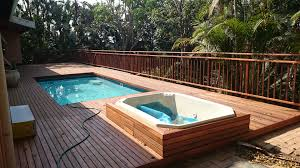 Above Ground Pool Deck Ideas Affordable Backyard Landscaping Ol  Netsper