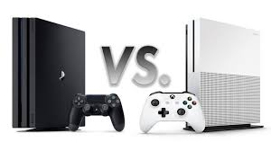 Xbox One X Vs Ps4 Pro Comparison Of Specs Games And More