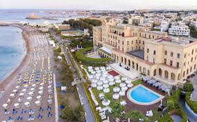 Rhodes' Historic Grand Hotel of Roses