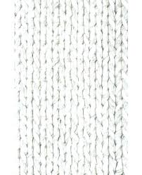 gray braided rug white woven wool black and