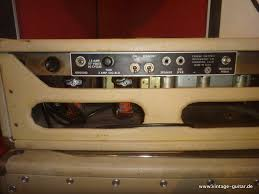 Fender Bandmaster Speaker Cabinet Fender Bandmaster 15 Showman Cabinet 1964 White Tolex Amp For