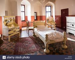 Lady Bedroom Lady Margarets Bedroom Castell Coch Castle Tongwynlais Cardiff