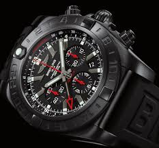 Sale Blacksteel Replica Watches Cool Swiss Breitling Made