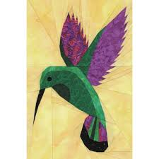 Hummingbird Quilt Pattern & Mango Hummingbird Quilt Pattern Adamdwight.com