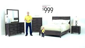 Austin 8 Piece Queen Bedroom Set Bobs Furniture Bed Value City ...