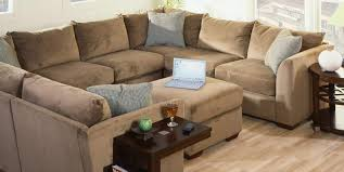 Full Size of Sofa:sectional With Large Ottoman Gripping Sectional Sofa With  Large Ottoman Gratify ...