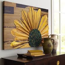 wall pretentious sunflower wall art decor 34 best kitchen images on david canvas stickers metal