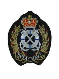 Image result for royal navy insignia