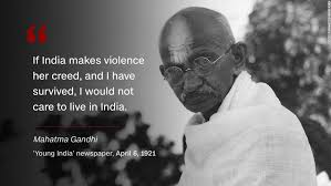 Gandhi Quotes On Peace Delectable Mahatma Gandhi 'Soldier Of Peace'