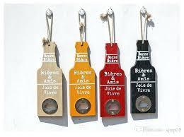 hanging bottle opener creative vintage wood beer bottle wall mounted bottle opener with cap catcher