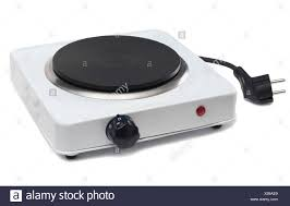 electric stove.  Electric Portable Electric Stove  Stock Image On Electric Stove