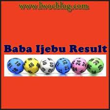 Baba Ijebu Chart Baba Ijebu Games And Lotto Results Result Updates