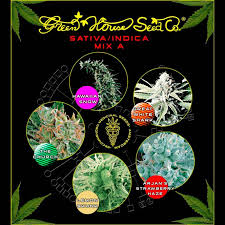 Sativa And Indica Chart Sativa Indica Mix A Seeds Delicious Seeds
