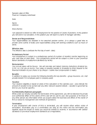 Verification Of Employment Letter Bio Example