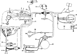 12 volt starter solenoid wiring diagram the wiring ford 640 12v conversion starter so yesterday s tractors
