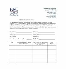 Letter Of Recommendation For Community Service Award Community Service Letter 40 Templates Completion