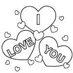 Small Picture free printable coloring pages that say i love you coloring pages