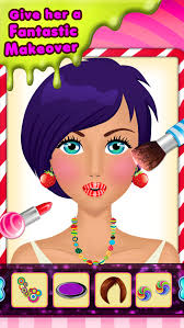 princess makeover fashion makeup dress up games for s screenshot 4