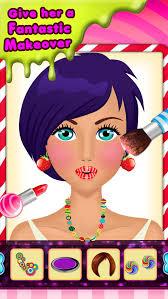 princess makeover fashion makeup dress up games for s screenshot 4