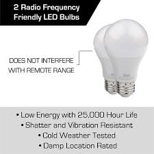 Stealth Light Bulbs Stealth 500 Essentials Led Bulbs Included Ultra Quiet Belt