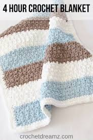 Free Crochet Designs For Beginners Crochet Baby Boy Blanket Free Pattern For Beginners Baby