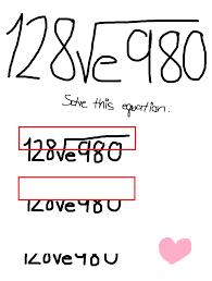 math love equations jennarocca