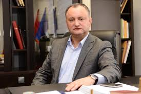 Image result for igor dodon