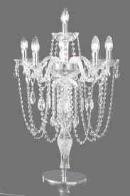 chandelier table top