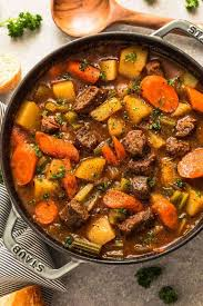 instant pot beef stew a healthy and