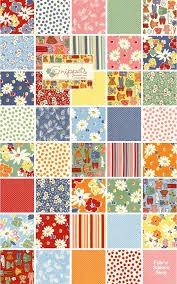 American Jane SNIPPETS Moda Fabric Charm Pack | Fabric Ideas ... & American Jane SNIPPETS Moda Fabric Charm Pack Adamdwight.com