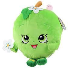 Tv Movie Character Toys Shopkins Cupcake Chic 32cm Kids Soft Plush