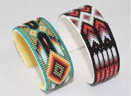 native american navajo beaded bracelet 60 navajo beaded bracelet 60