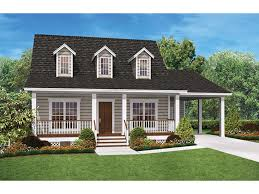 Small Home Plans at eplans com   Compact House Floor Plan DesignsBLUEPRINT QUICKVIEW  middot  Front