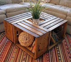 pallet crate furniture. Buy Pallet Coffee Table Crate Furniture Wood