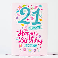 printable 21st birthday cards card design ideas best today 21st birthday card special moment