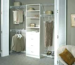 rubbermaid closet kits rubber maid closet organizers wire shelving installation install to ft closet organizer kit