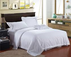 100 egyptian cotton white hotel bedlinen fashion hotel bedding luxurious duvet covers satin sheet set in bedding sets from home garden on aliexpress com