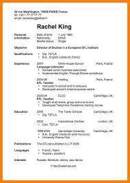 Cv British Cv Resume Template Uk 064df6bccf05a7170ca7988016955c04