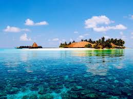 The island is the geographic location of the lost castaways, covering a period of at least 2000 years. Island National Geographic Society