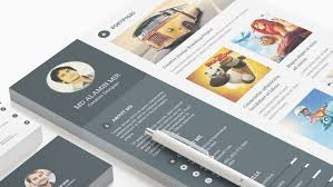 Crafting The Perfect Modern Resume 15 Free Resume Templates Creative Bloq