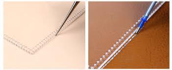 Leather Templates Laser Cut Diy Handmade Single Shoulder Bag Messenger Bag Tote