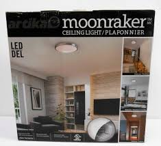 artika moonraker 13 4 dimmable led ceiling light 1800 lumens 846979020160
