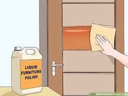 image titled clean wood doors step 5