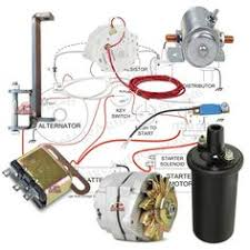 electric fan relay kit plug n play harness fans plugs and 1946 55 dodge plymouth 6 volt to 12 volt convertion kit