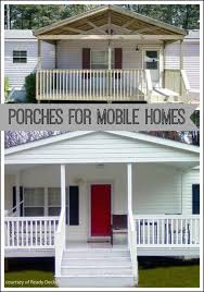 Small Picture Porch Designs for Mobile Homes Mobile Home Porches Porch Ideas